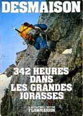 René Desmaison, 342 heures dans les Grandes Jorasses 342heure